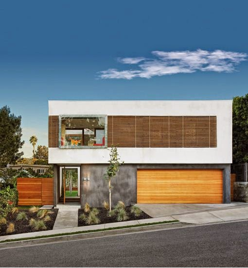 Retro Style House Design