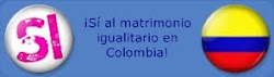 ¡Sí al matrimonio igualitario en Colombia!