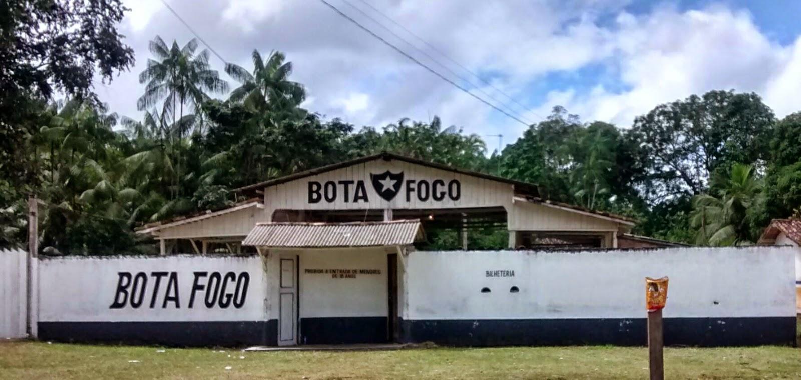 O Botafogo é imortal posto que é chama e paixão