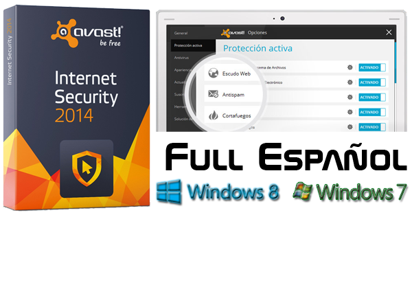 descargar avast internet security gratis con licencia