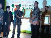 Penghargaan Social Enterpreneurship 2010 dari Majalah SWA