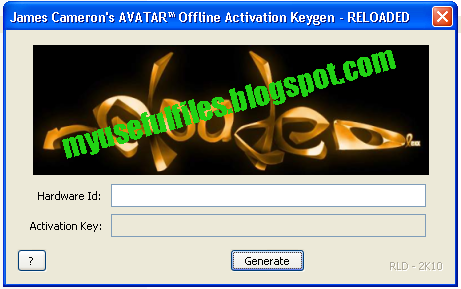 keygen avatar james cameron pc
