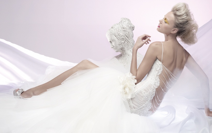 Chiaradè 2013 Spring Bridal Collection