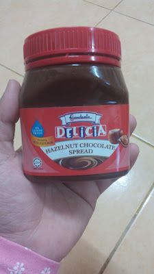 hazelnut chocolate spread Gardenia