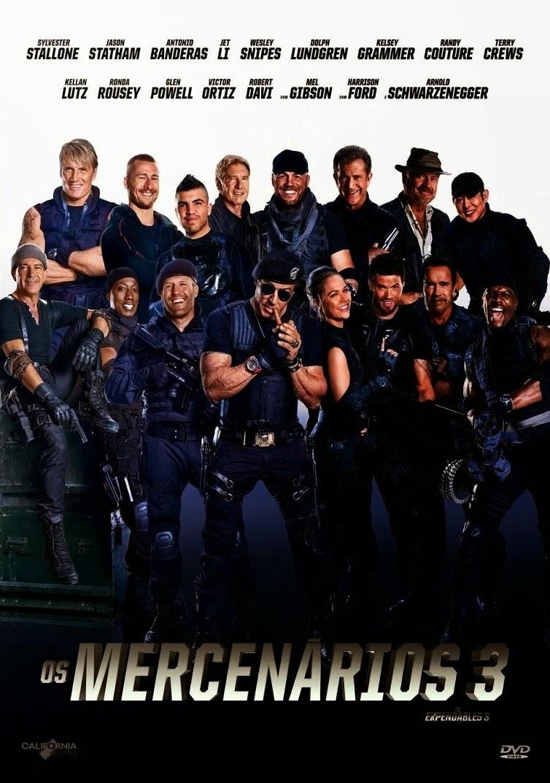 Os Mercenários 3 – Dublado (2014)
