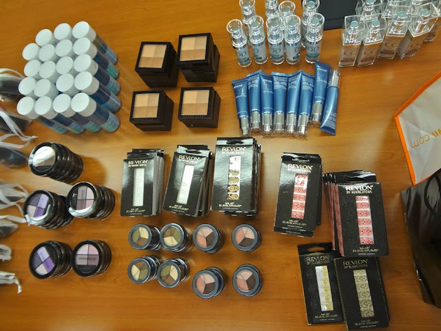 Revlon, Almay, Marcelle, Annabelle products