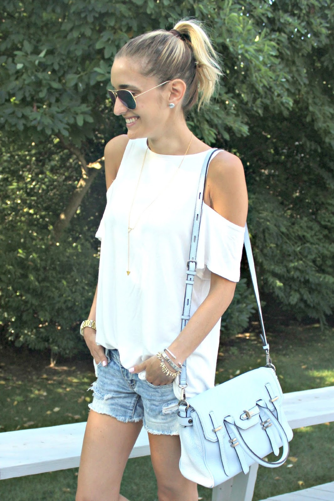 casual friday summer outfit