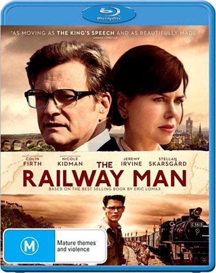 The Railway Man (2013) BluRay 720p BRRip 700MB