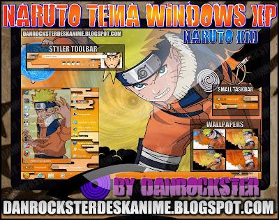TEMAS de NARUTO PARA WINDOWS XP Y 7 NKTXPP
