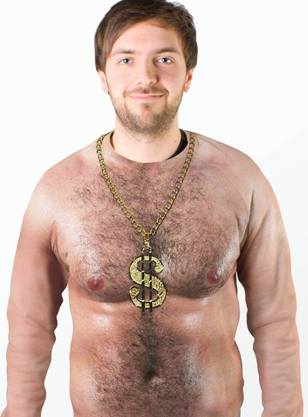 The Hairy Chest Sweater – WTF of the day