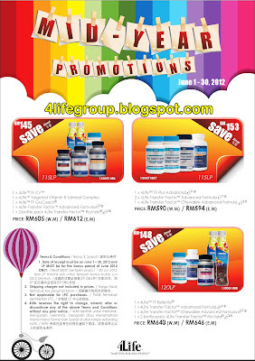 Mid-Year Promotions - June 2012