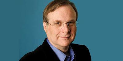 """Paul Allen, """"Idea Man"""" di Balik Sejarah Microsoft"""