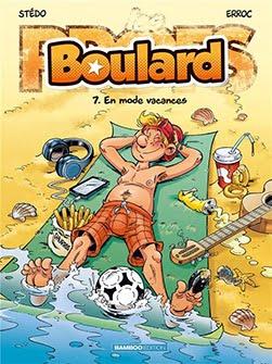 "Boulard (T7) ""En mode vacances"""