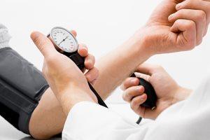 baixar a pressão arterial