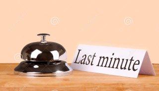 oferta last minute