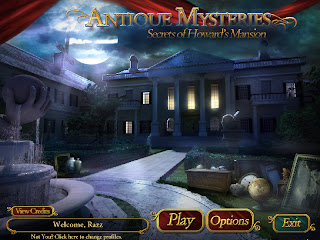 Antique Mysteries: Secrets Of Howard's Mansion [BETA]