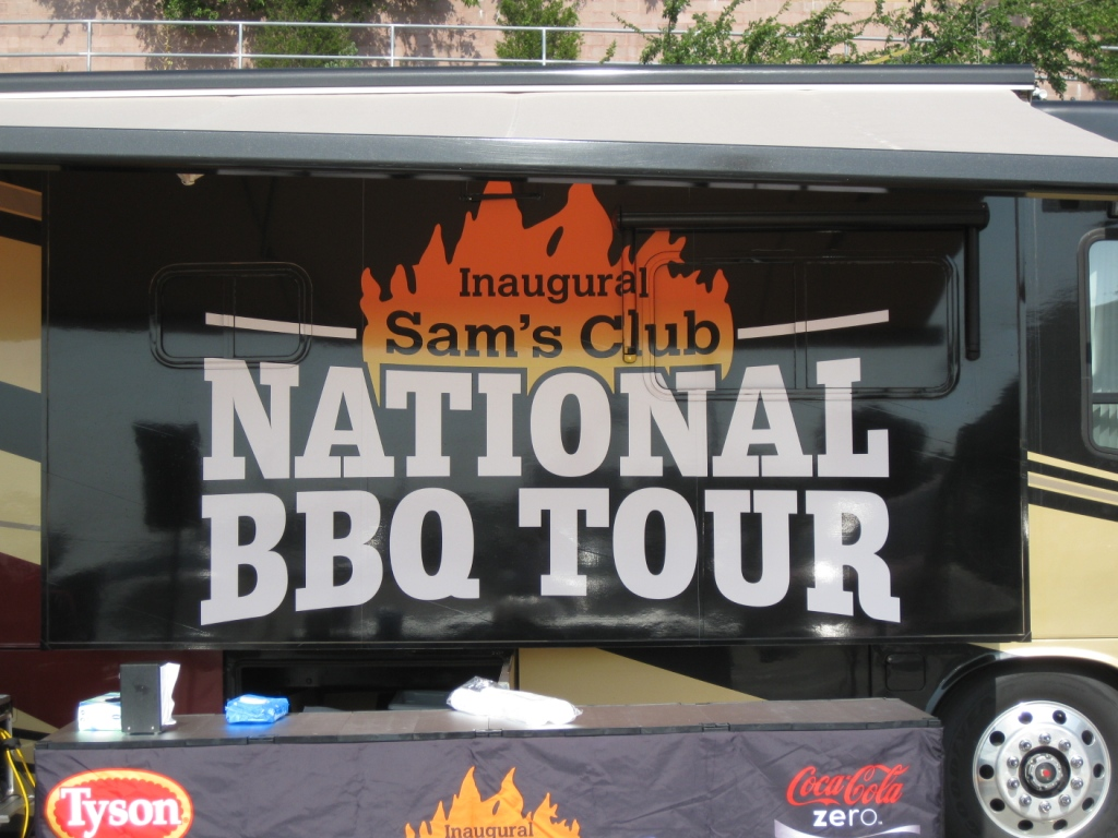 Sam's Club National BBQ Tour in Fort Worth