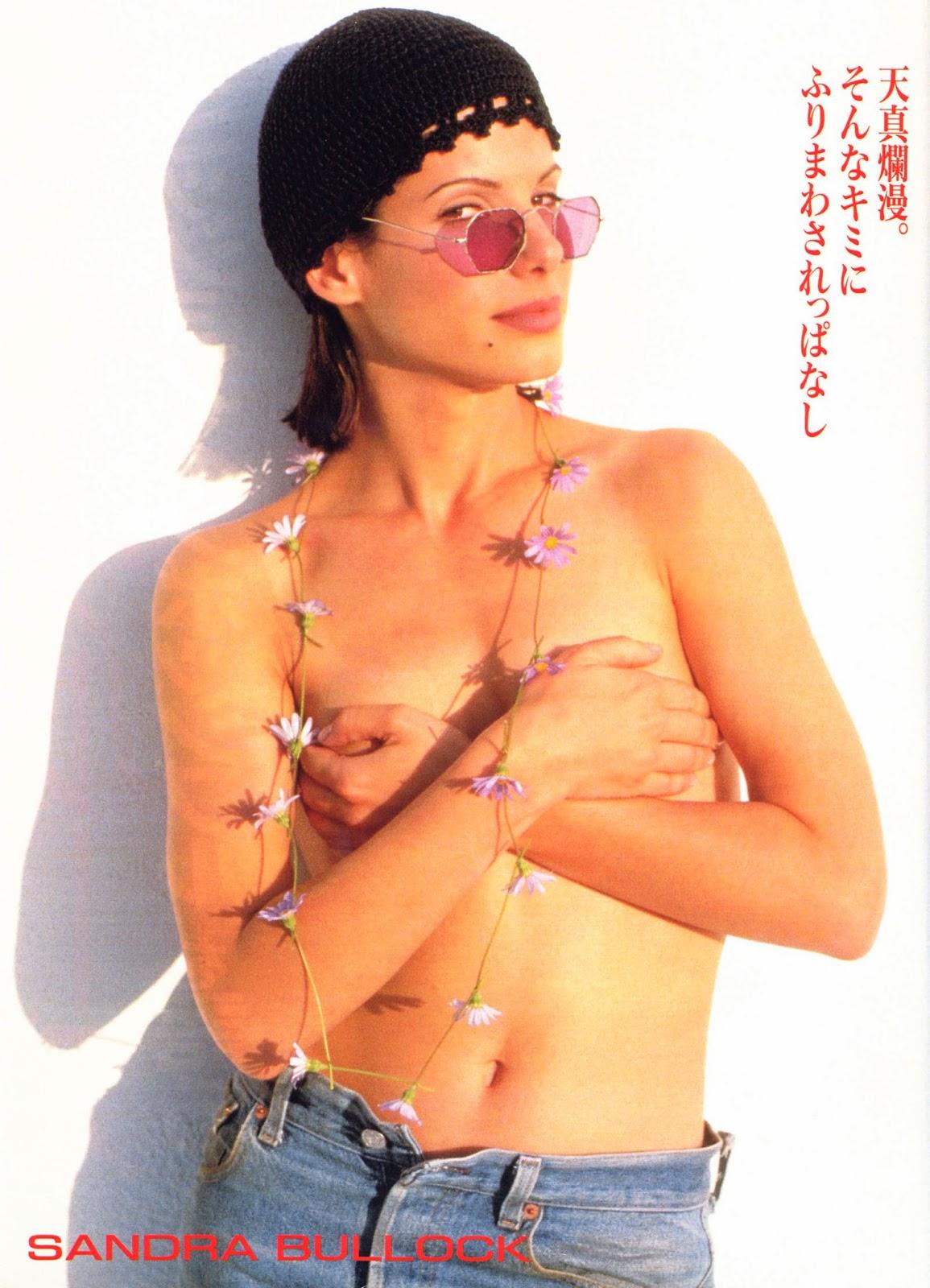 Sandra Bullock, sus desnudos y escenas más candentes
