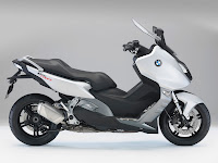 2012 BMW C600 Sport Scooter pictures 4