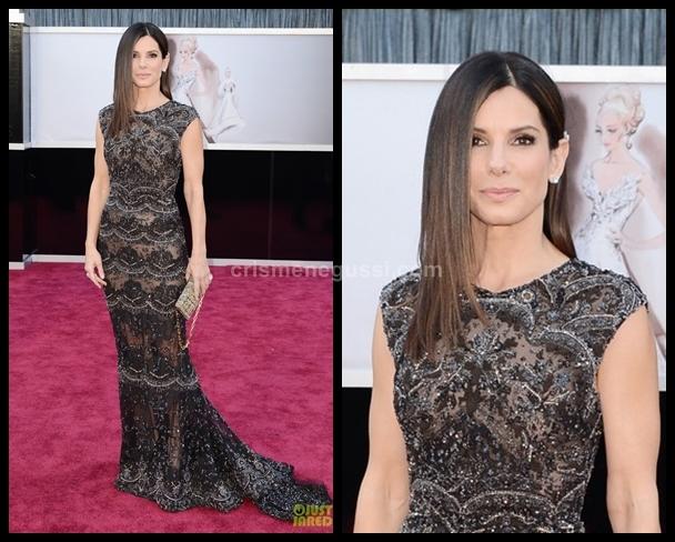 look da Sandra Bullock Oscar 2013
