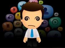 impacto redes sociais vida real