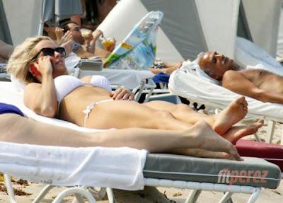 Jenny McCarthy Bikini
