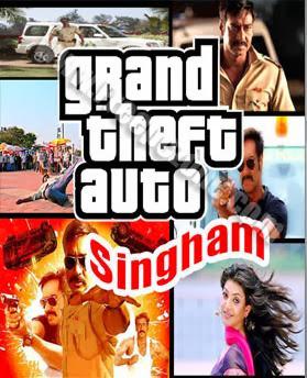 GTA Singham PC Game