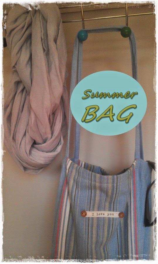 Summer bag... z serii uszyte #8