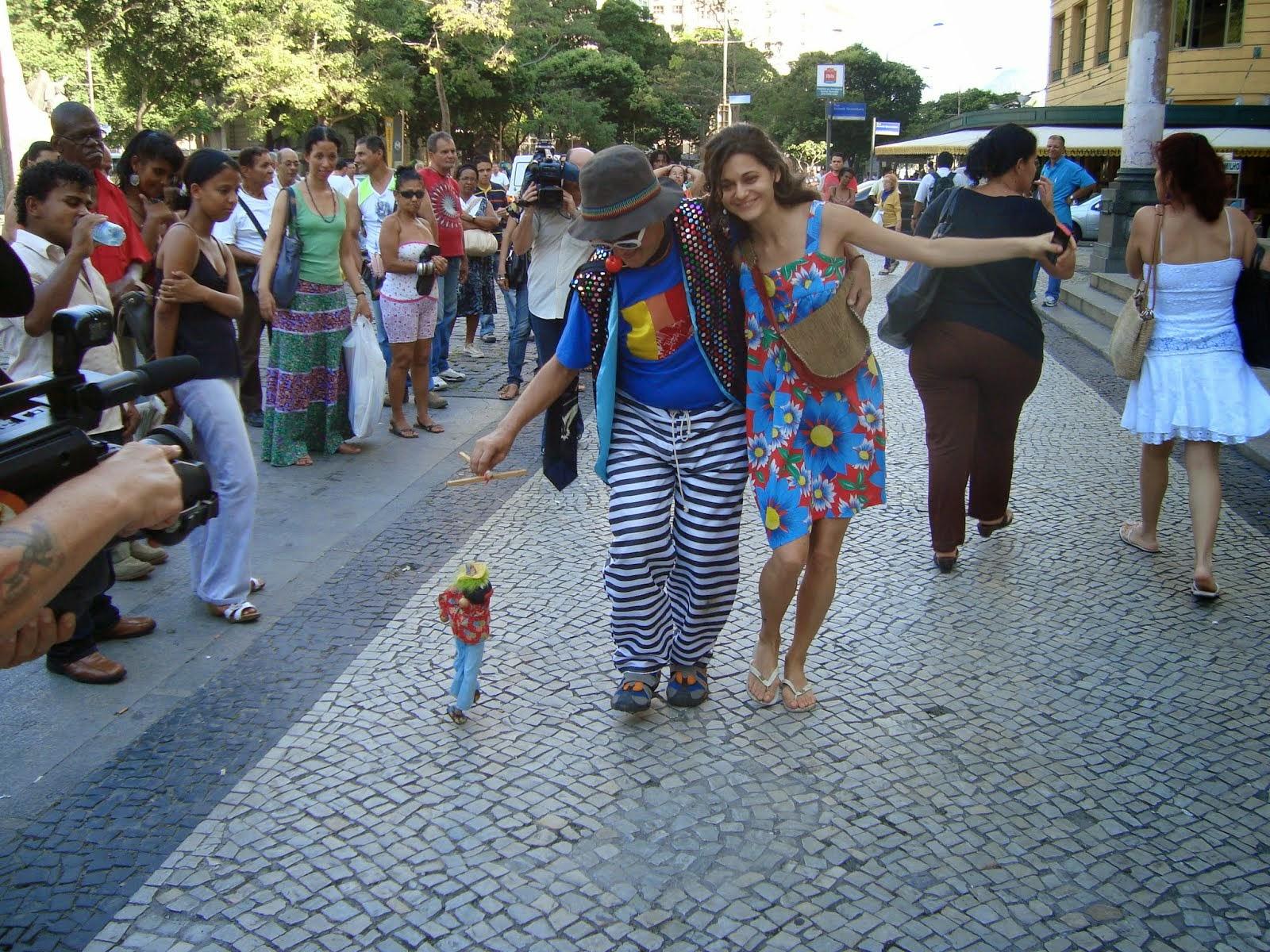 DIA DA CULTURA / 2007/ CINELÂNDIA - RJ