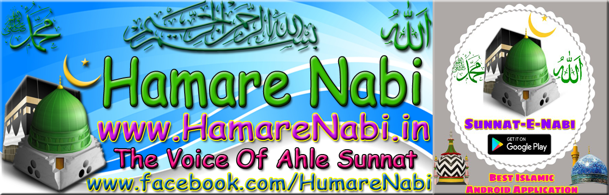 Hamare Nabi: Authentic Hadith/Hadees From Bukhari Muslim Tirmidhi