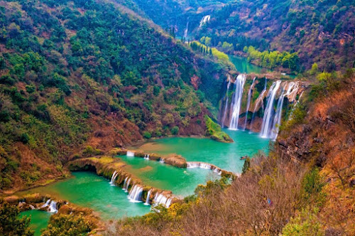 Jiulong Waterfall - Luoping - China