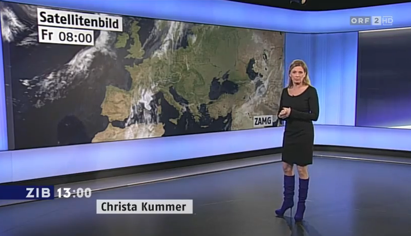 Maira rothe weather girl 1