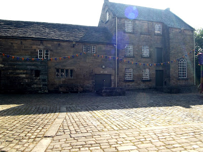 Yorkshire, Worsbrough Mill