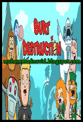 Burt Destruction APK For Android V 1.0, Android, android applications, android apps, android cell, android software, android widgets,