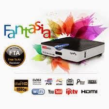 ATUALIZAÇÃO CINEBOX FANTASIA HD DUO - 23/10/2014