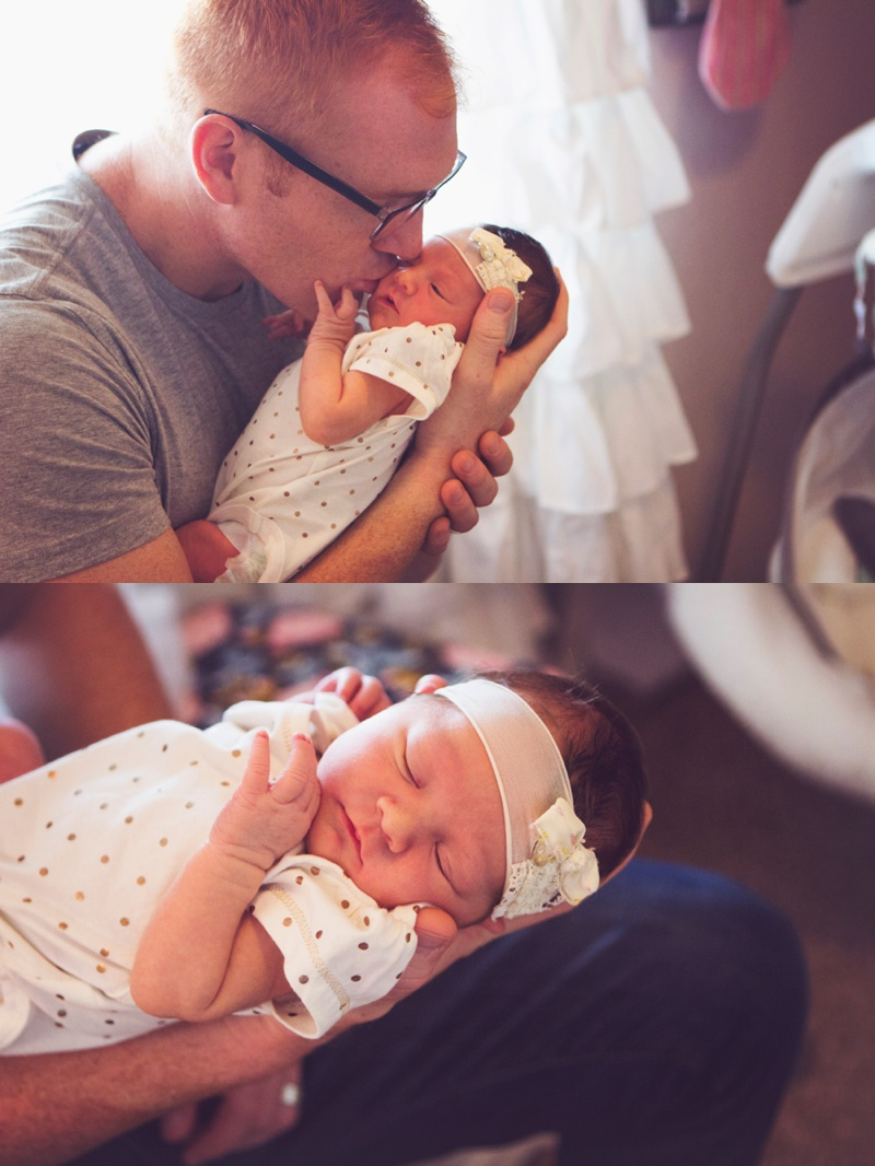 """Lifestyle Newborn Photography """"Capturing the Memories you are too Tired to Remember"""" by The Persimmon Perch in Tulsa, OK"""