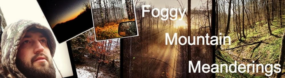 Foggy Mountain Meanderings