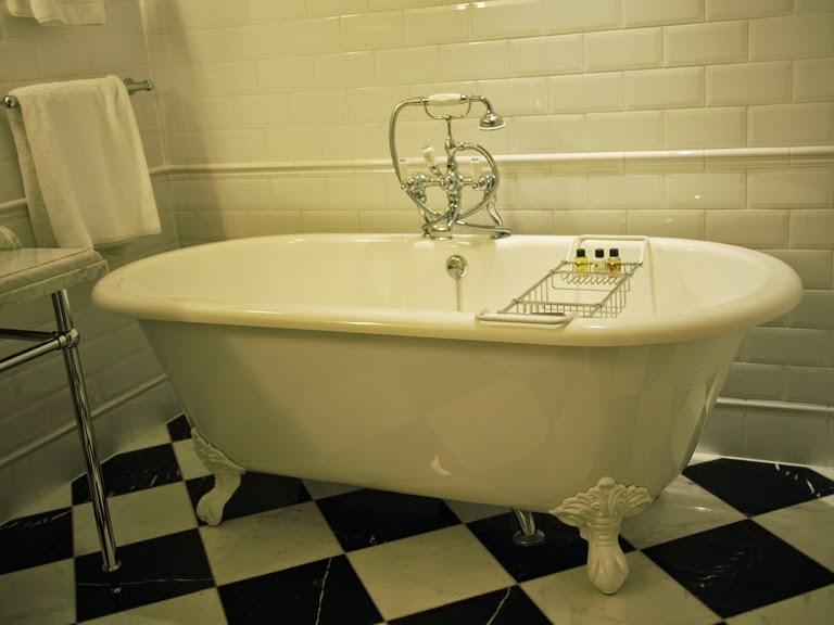 ellenborough park bathroom