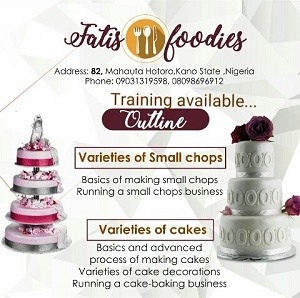 FATIS FOODIES TRAINING