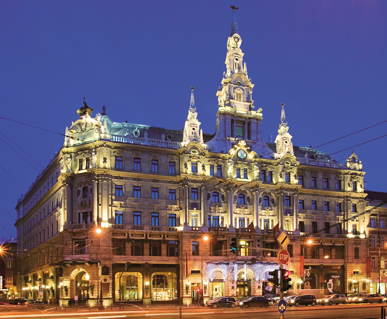 Luxury hotels the new york palace hotel for Hotel palace