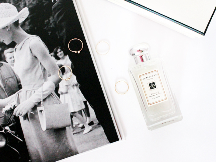 Jo Malone peony and blush suede review