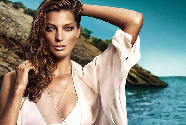 Golden Riviera Collection For Lancome Summer 2014