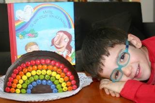 Llibre infantil Mare, de quin color són els petons?
