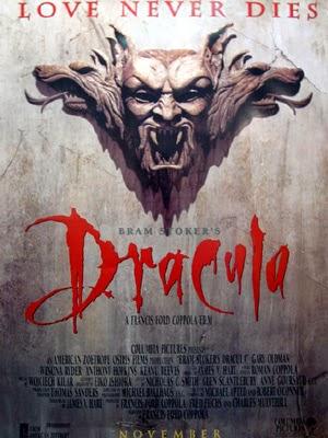 Affiche française de Dracula de Coppola (1992)