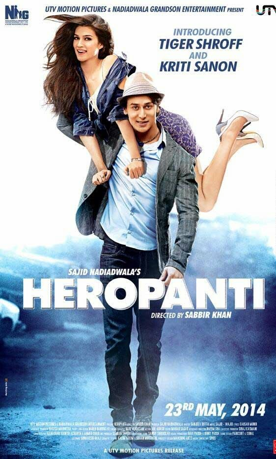 Heropanti First Look