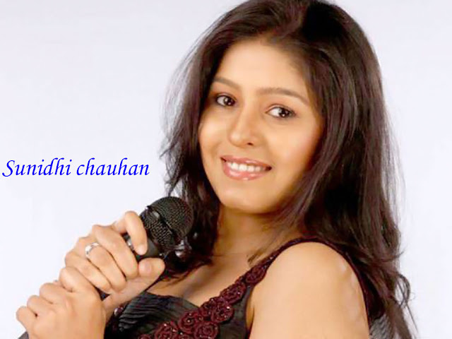 Sunidhi Chauhan Hot Pictures
