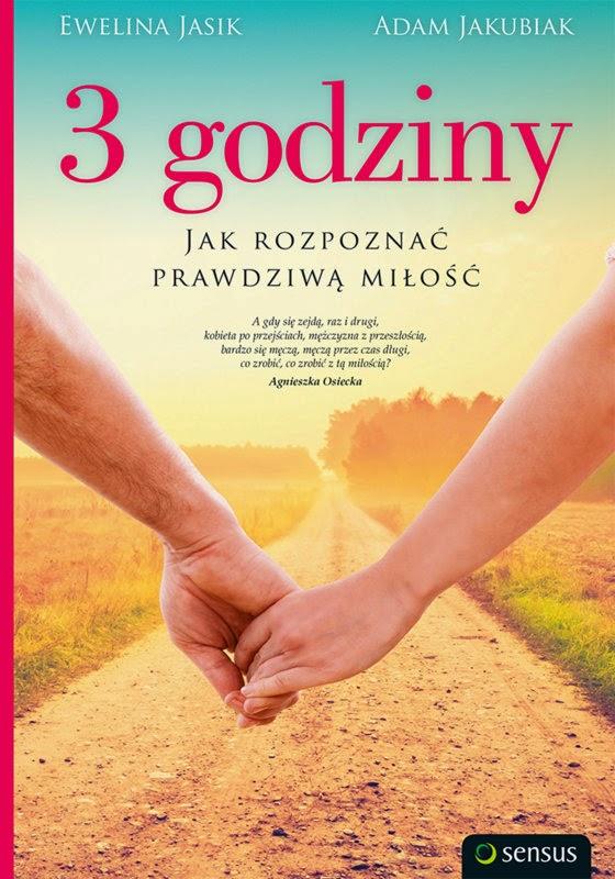"""""""3 godziny. Jak rozpoznać prawdziwą miłość"""" pod patronatem """"Subiektywnie o książkach"""""""