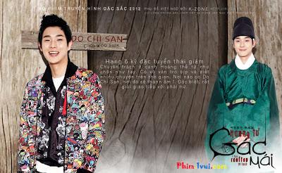 Phim Hoàng Tử Gác Mái - Rooftop Prince [Vietsub] Online