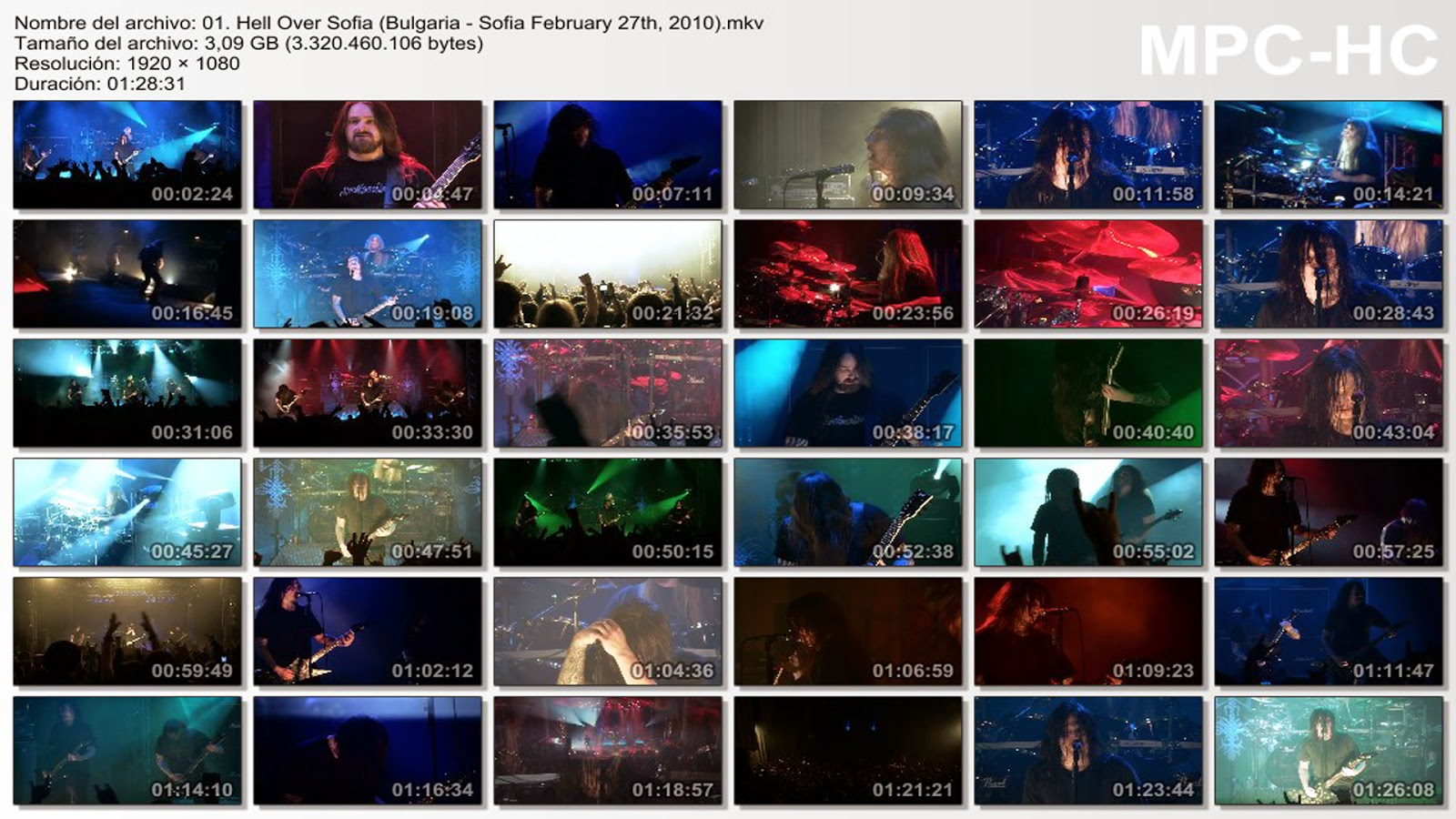 Hypocrisy |Hell Over Sofia + Documental |1080p.