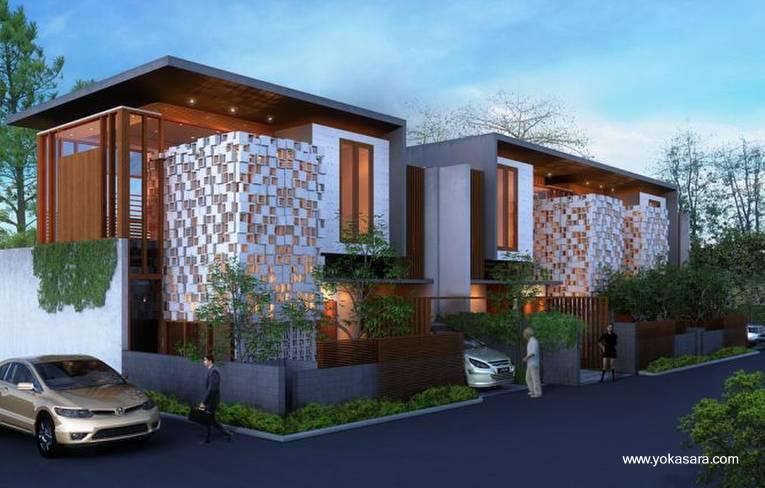 Arquitectura de casas proyecto de casas d plex - Estilo arquitectura contemporaneo ...